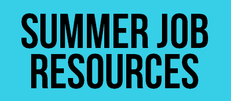 Summer Job Resources