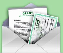 Globe GRANT mailing