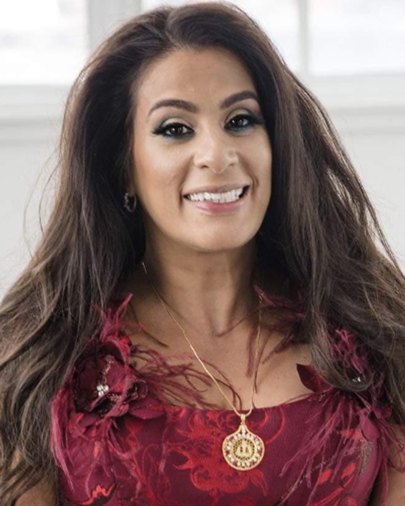 Maysoon Zayid profile photo